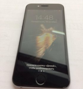 iPhone 6s 16 gb.space gray