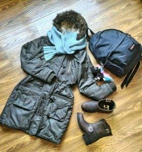 Зимняя куртка Cropp парка пальто