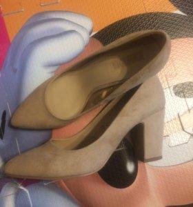 Новые туфли forever21