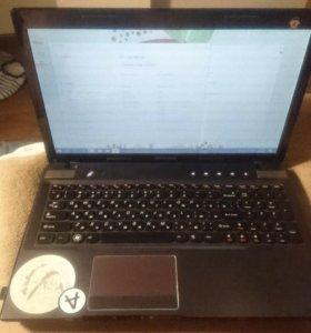 lenovo IdeaPad z570 ноутбук