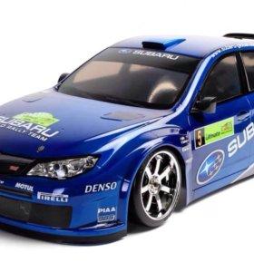 RC Drift/Rally Кузов 1/10 Impreza WRC 08