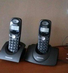 Отличный Радиотелефон Panasonic