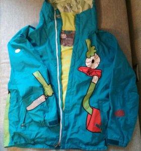 Сноубордическая куртка и сноубордические штаны