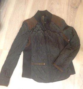 Куртка демисезонная ZARA размер М