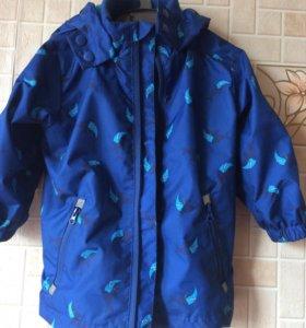 Куртка детская 80р