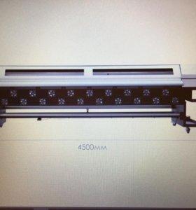 Экосольвентный принтер phaeton UD 3208р