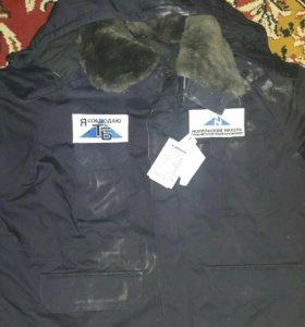 Продам куртку рабочию