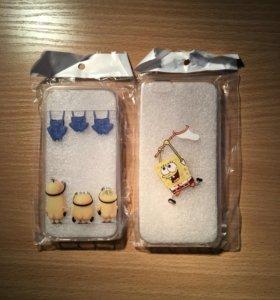 Чехол для iPhone 5/5s/SE и iPhone 6/6s