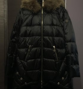 Пуховик куртка Elisabetta Franchi