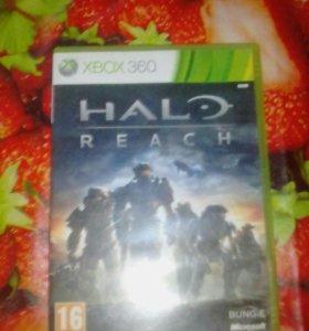 Halo reach на xbox 360