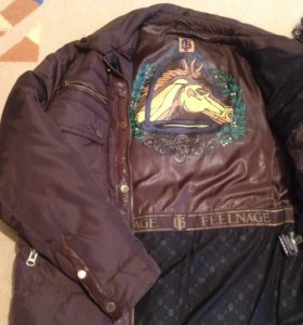 Куртка зимняя р.52-54