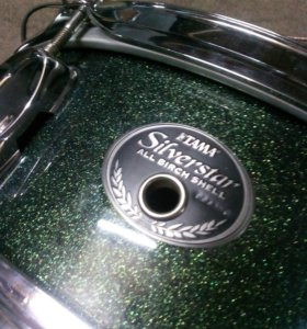 малый барабан TAMA SILVERSTAR