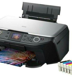 СРОЧНО!!!!!Цветной принтер!!!