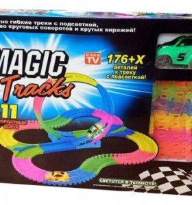 Конструктор Magic Tracks 176 деталей Новый