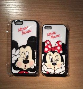 Чехлы для iPhone 5/5s/SE и iPhone 6/6s