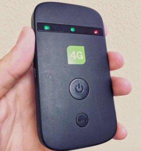 Wi-Fi роутер ZTE Tele2 4G MF90