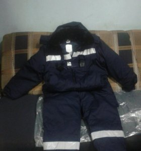 Зимний костюм. Размер 52-54