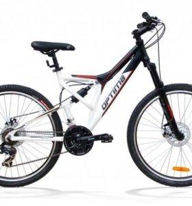Продам Велосипед Optima Carbon 26 2013 ТОРГ