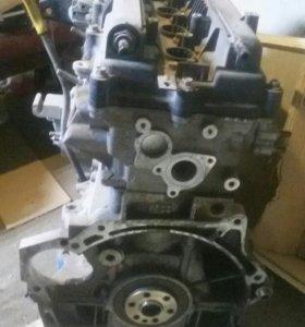 Двигатель хендай солярис