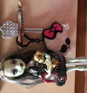 Кукла Френки (Monster High)