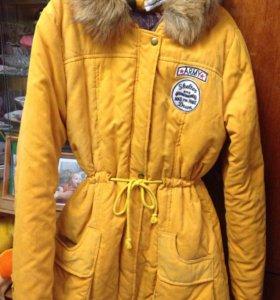 Куртка осень-зима женская парка