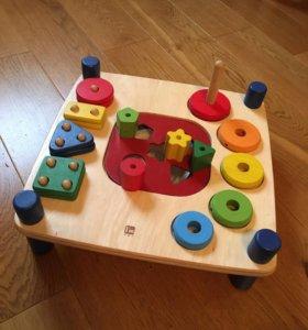 Развивающий стол игрушка