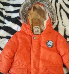 Куртка детская фирма Next