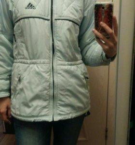 Куртка женская горнолыжная adidas