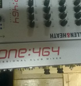 клубный микшер XONE 464