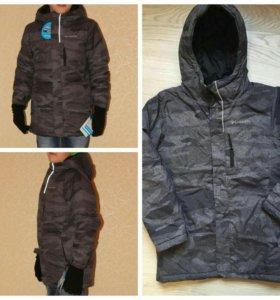 Куртка зимняя Outventure 10-12 лет