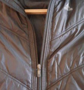 Женская куртка адидас