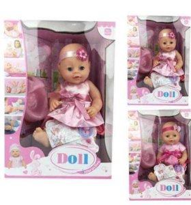 Кукла Baby Doll (6 функций)
