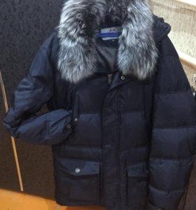 Зимняя мужская куртка новая не подошёл размер