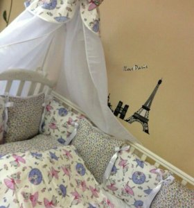 Комплект в кроватку Мышки