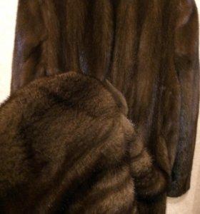 Норковая шуба 48-50-52