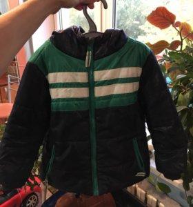 Куртка осенняя zeeman