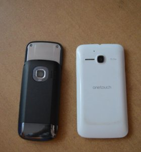 Телефон на запчасти  Alcatel
