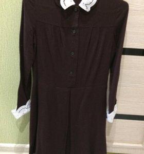 Школьная форма(платье).