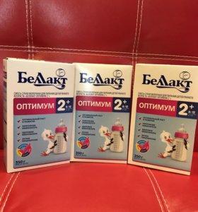 Молочная смесь Белакт 2