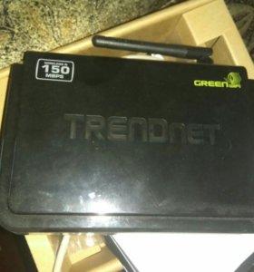 Роутер Trendnet