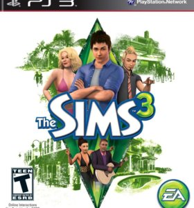 Sony Playstation 3 The Sims 3