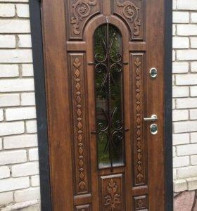 Монтаж межкомнатных и металлических дверей