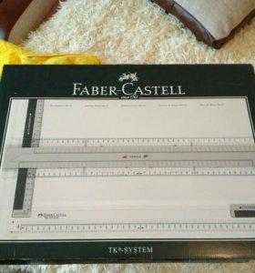 Чертежный планшет Faber-Castell A3