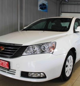 Geely Emgrand, 2013