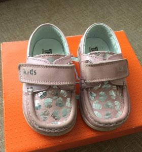 Туфли-мокасины