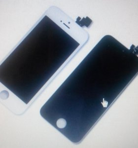 Дисплей для iphone 5, 5c, 5s с тачскрином