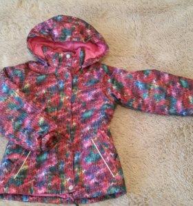 Куртка зимняя Tokka tribe р.122