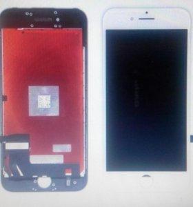 Дисплей для iphone 7 с тачскрином, орининал