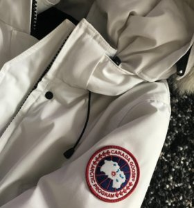 Куртка зимняя Canada goose оригинал