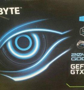 Видеокарта GIGABYTE GEFORCE GTX 660